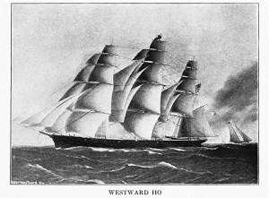 Clipper_Westward_Ho_(1852)